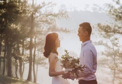 Chụp hình cưới Đà Lạt mùa nào đẹp nhất trong năm