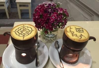 Cafe Trứng ViVi