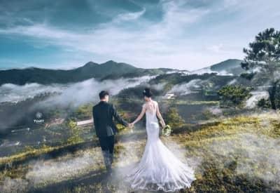 5 địa điểm nhất định phải đến khi chụp hình cưới Đà Lạt