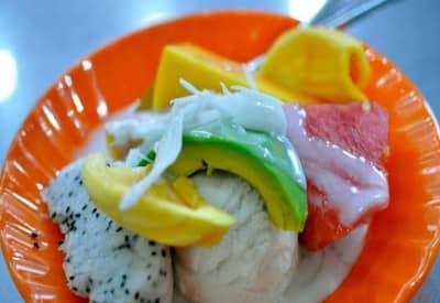 Thanh Thảo - Kem trái cây, kem bơ