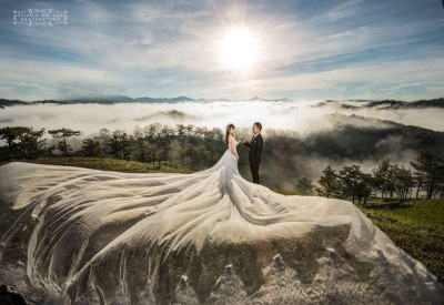 Chụp hình cưới Đà Lạt - sự lựa chọn hàng đầu của các cặp đôi