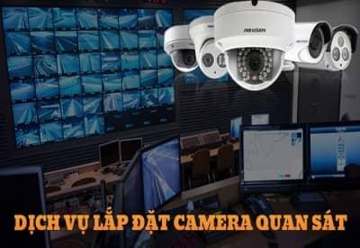 Công ty dịch vụ lắp Camera Đà Lạt uy tín chất lượng nhất