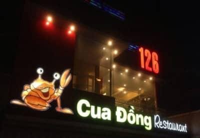 Nhà hàng Cua Đồng
