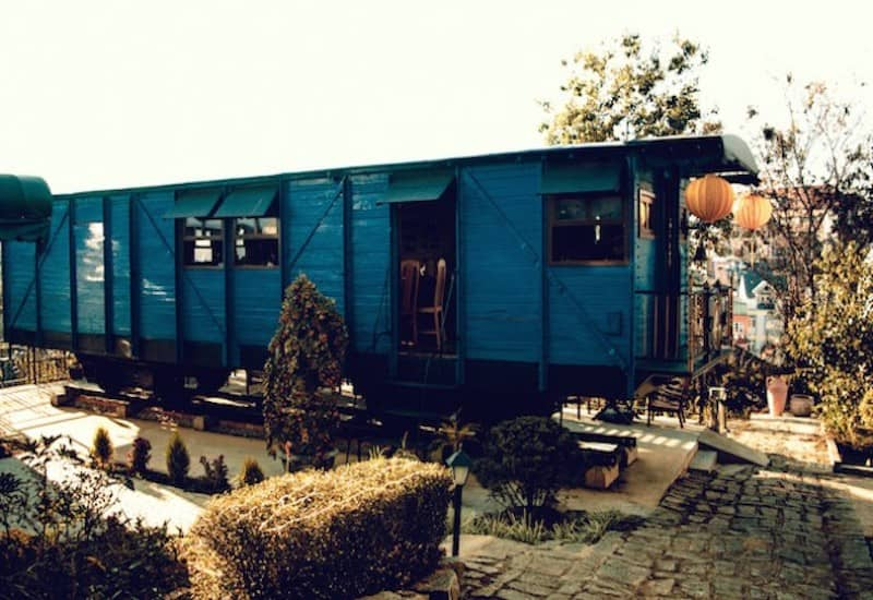 Dalat Train Villa & Cafe