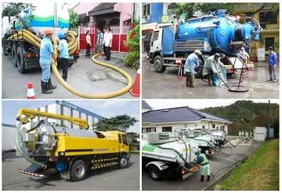 Thông tin và số điện thoại dịch vụ hút hầm cầu ở Đà Lạt