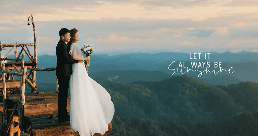 Bảng giá chụp ảnh cưới Đà Lạt như thế nào?