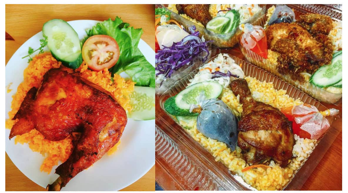 Cơm gà Hải Phan Rang - đường Trần Nhật Duật