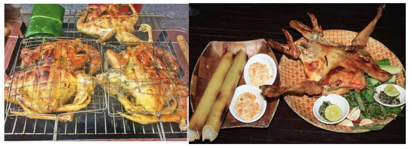Cơm gà Tam Nguyên Ayun