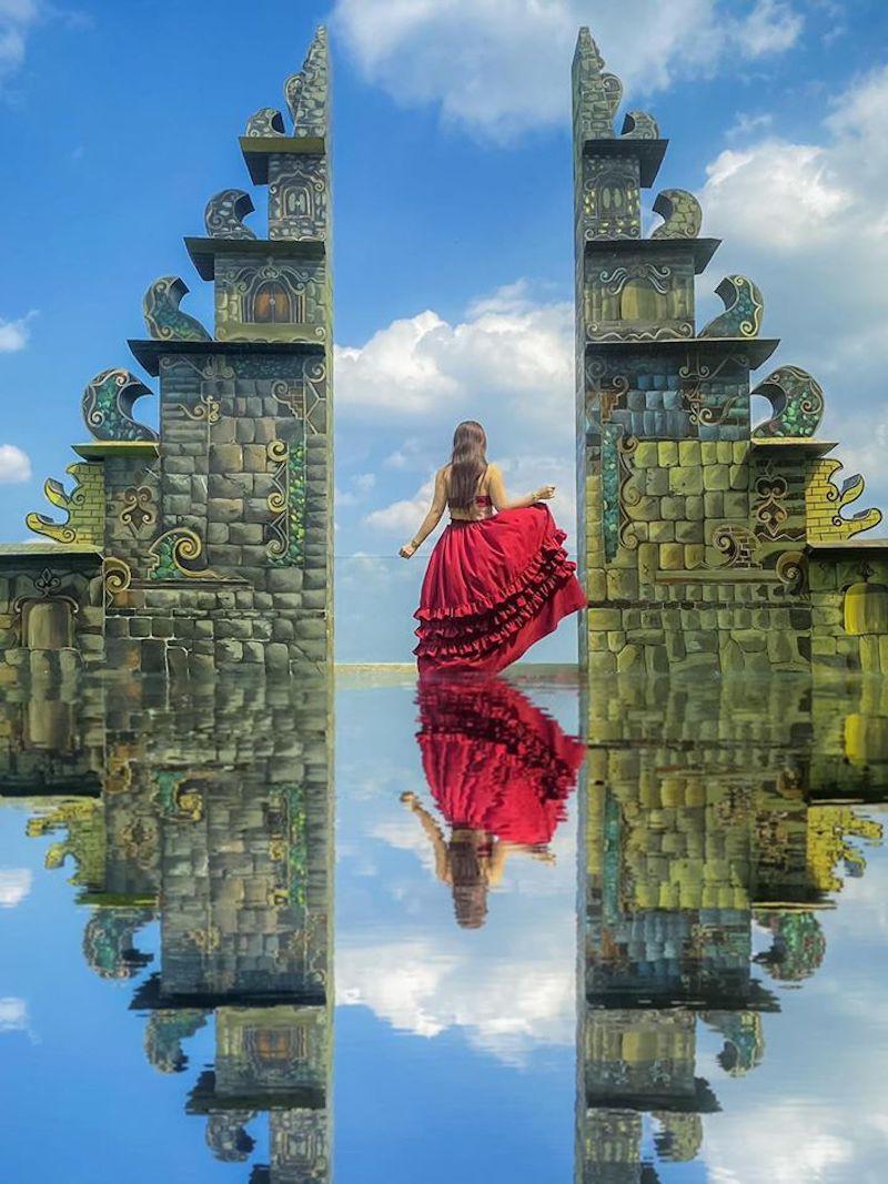 Cổng trời Bali - Đà Lạt