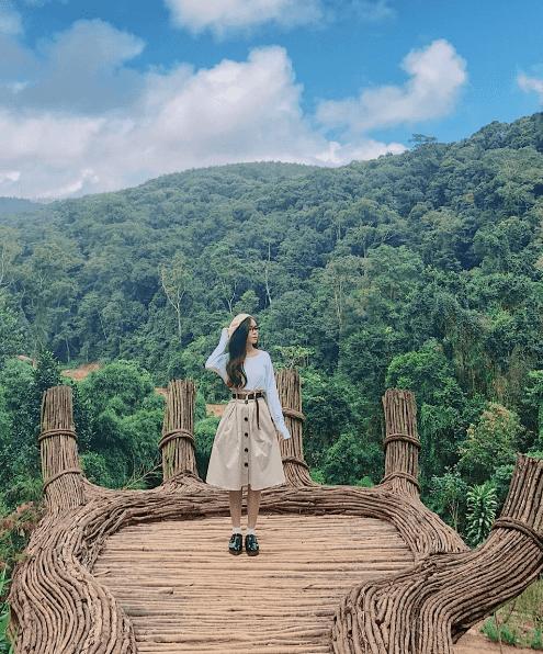 khu du lịch sinh thái Đà Lạt