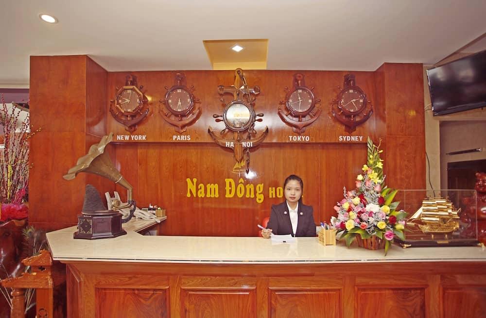 Khach san Nam Dong