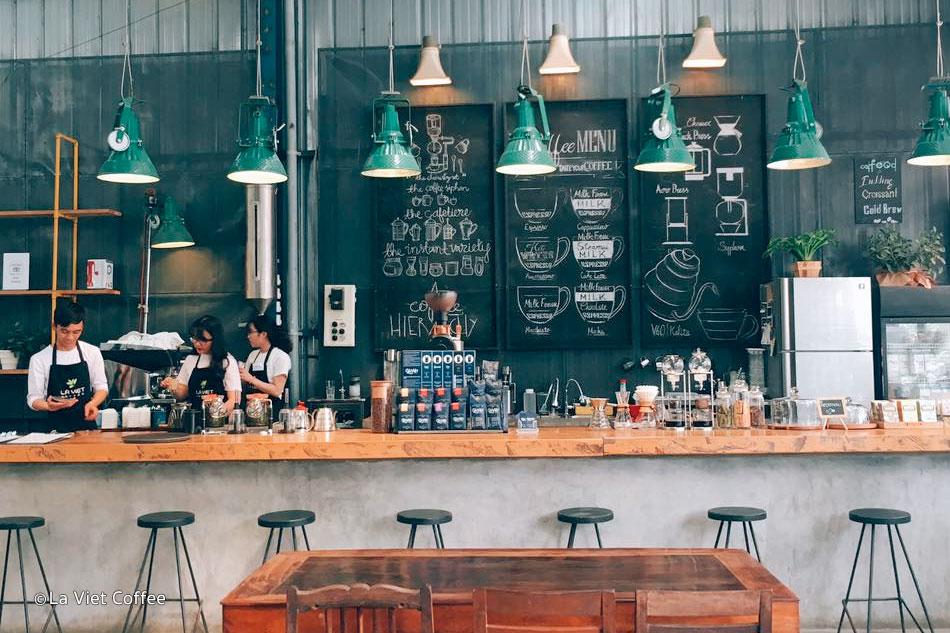Cà phê Là Việt
