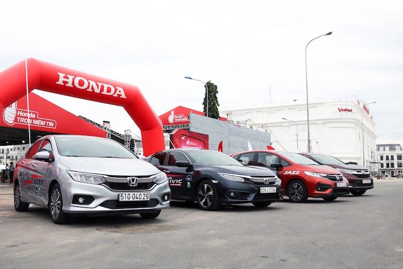 Top 3 xe ô tô Honda bán chạy nhất mọi thời đại