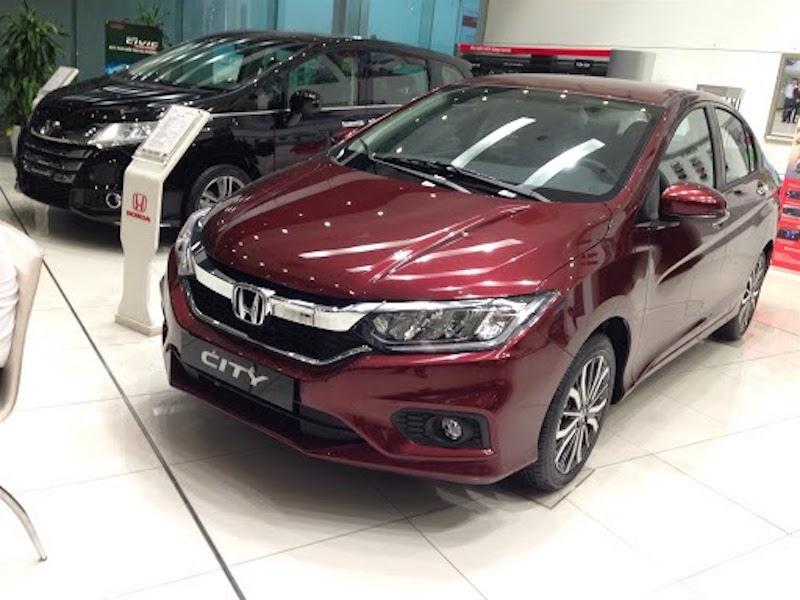 Honda City T.O.P hiện có giá chỉ khoảng 600 triệu VNĐ