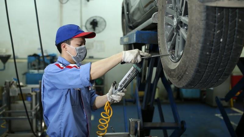 3 điều cần biết trước khi tiến hành bảo dưỡng xe Mitsubishi