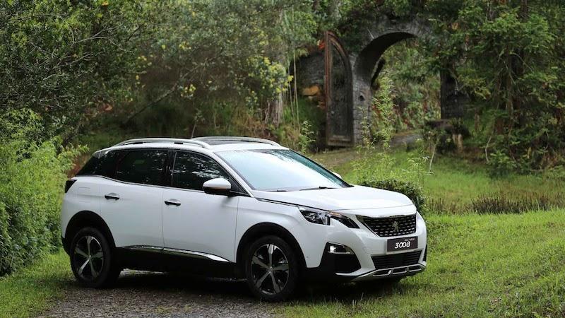 Xe ô tô Peugeot và 4 lý do tạo thành cơn sốt